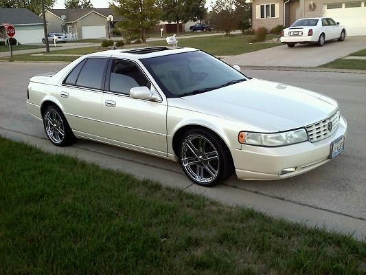 2003 Cadillac seville $6,500 - 100305533 | Custom Domestic ...