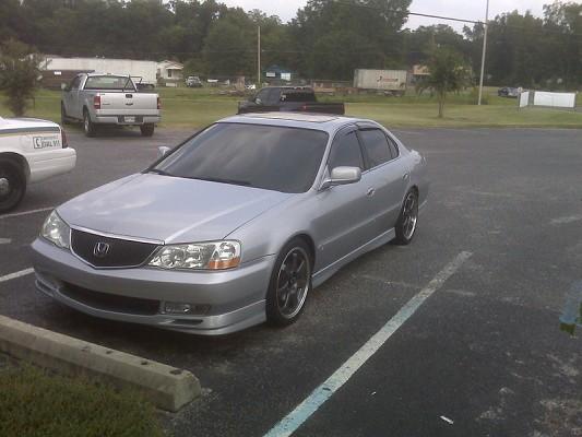 2002 Acura Tl 3 2 Type S 11 000 Possible Trade 100342234 Custom