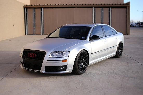 Audi S Custom Euro Classifieds Euro Sales - 2007 audi s8
