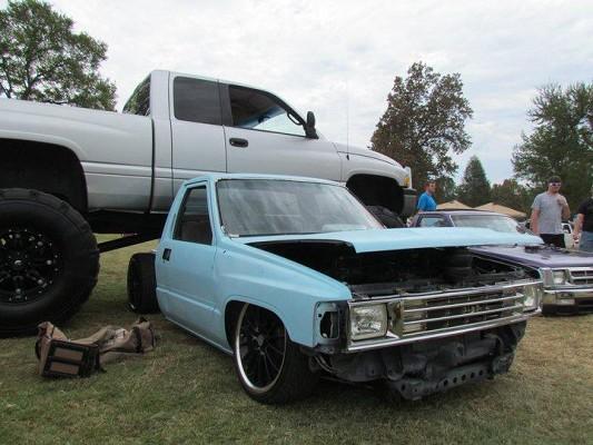 1988 toyota pickup 1 800 possible trade 100394229 custom mini truck classifieds mini. Black Bedroom Furniture Sets. Home Design Ideas