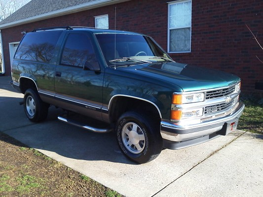 1996 Chevrolet Tahoe 1 Or Best Offer 100448047 Custom Sport Utility Classifieds Sport