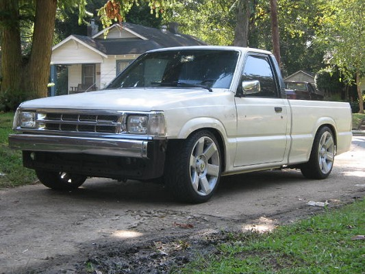 1989 Mazda B2200 1 500 100244883 Custom Mini Truck