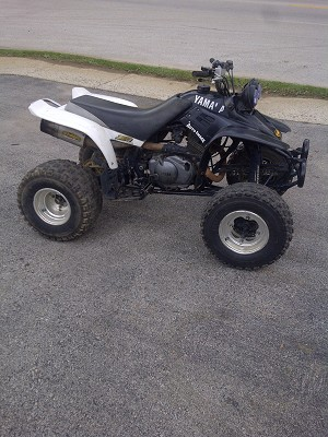 2002 yamaha warrior 1 500 firm 100438955 custom other atv classifieds other atv sales. Black Bedroom Furniture Sets. Home Design Ideas