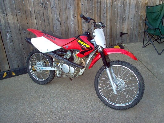Lovely 2003 Honda XR 80 $800   100293123 | Custom Dirt Bike Classifieds | Dirt Bike  Sales