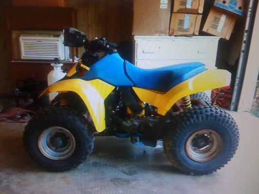 1989 Suzuki Lt80 needs work $350 Possible Trade - 100499599