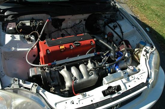 1998 Honda civic ex k20 price reduced $9,000 - 100224789 ...