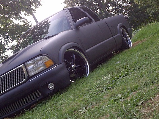 2002 Chevrolet S10 Xtreme Envoy $8,200 Possible trade