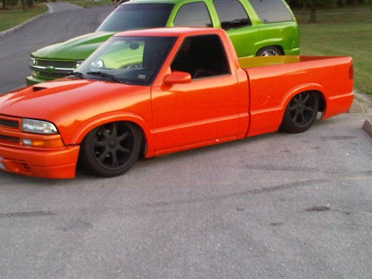 1st Gen S10 Bed Pictures To Pin On Pinterest Pinsdaddy