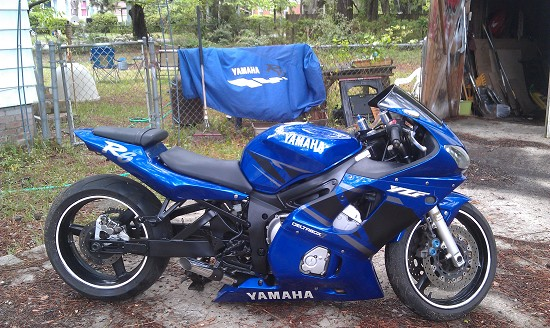 2002 Yamaha r6 $3,200 - 100481795 | Custom Street Bikes Classifieds
