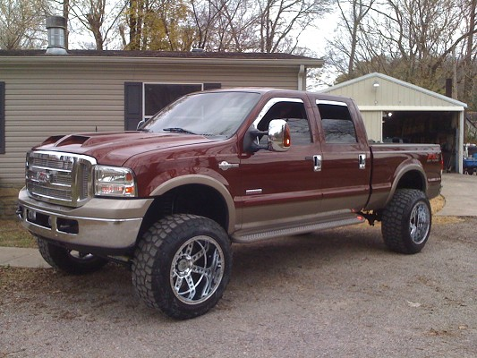 2006 ford f 250 king ranch 26 500 possible trade 100246773 custom lifted truck classifieds. Black Bedroom Furniture Sets. Home Design Ideas