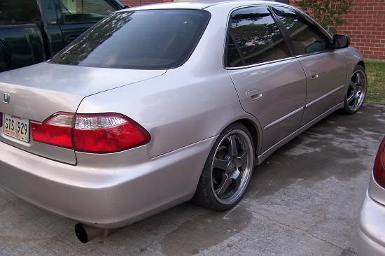 1999 Honda Accord 1 Possible Trade