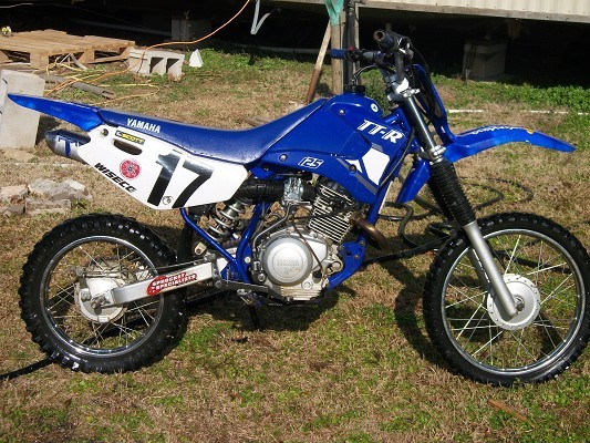 yamaha 125 dirt bike for sale. 2001 yamaha 125 ttr 4 stroke $1,500 possible trade - 100256647 | custom dirt bike classifieds sales for sale
