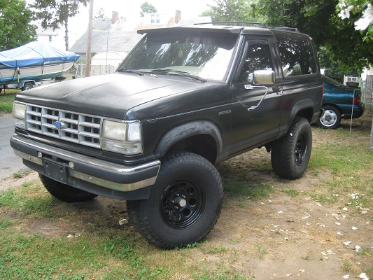 1990 Ford Bronco Ii Lifted On New 33s 1 100304345