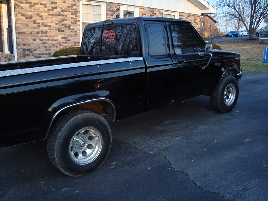 1989 Ford ranger $2,200 - 100281147 | Custom Lifted Truck ...
