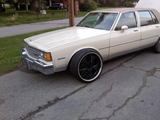 1985 chevrolet caprice classic 2 000 possible trade 100292709 custom donk classifieds donk sales mautofied com