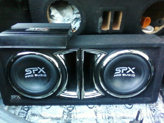 Sdx audio sub specs - YiYuLT
