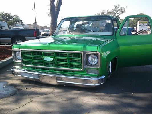 1977 Chevrolet c10 $1 Possible trade - 100381769 | Custom Mini Truck Classifieds | Mini Truck Sales