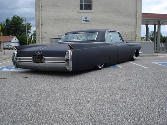 Cadillac Coupe Deville Possible Trade