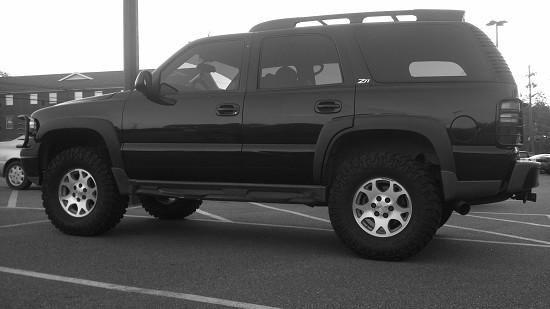 2004 Chevrolet Tahoe Z71 20 000 Or Best Offer 100473385 Custom