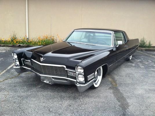 1968 Cadillac calais $9,500 Firm - 100540420 | Custom ...