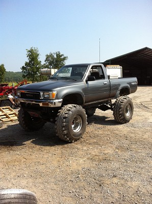 1990 Toyota pickup $4,500 Possible Trade - 100424383 ...