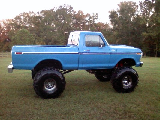 1979 Ford F-150 $1 Possible Trade - 100347341 | Custom Lifted Truck ...