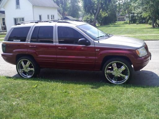 Looking For Pimped Out 1999 2004 Jeep Grand Cherokees
