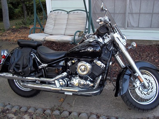 2001 Yamaha V-Star 650 Classic $1 Possible trade ...