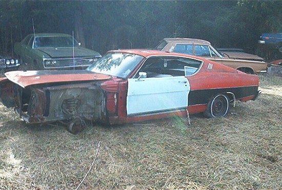 1969 1968 68 69 ford torino parting out car parts 1 100256961 custom other classifieds. Black Bedroom Furniture Sets. Home Design Ideas