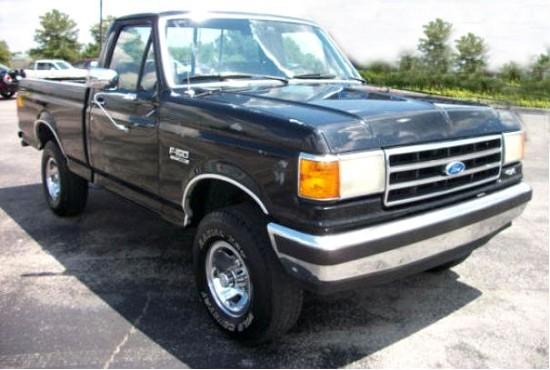 1990 Ford F150 4x4 1 920 Firm 100329030 Custom Full