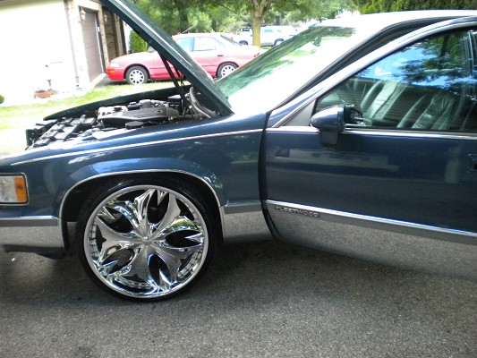 24 Inch Rims For Sale Or Trade For 22s Cash 1500 Firm 100348290