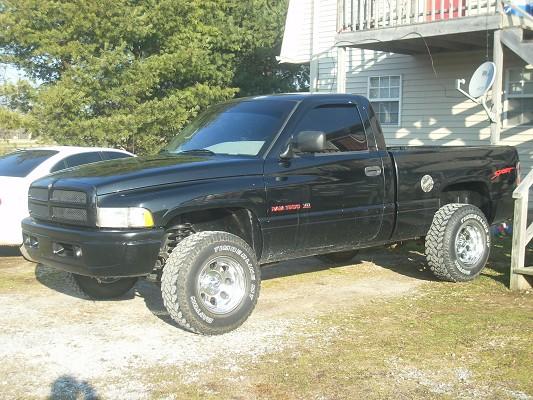 1997 Dodge Ram 1500 4500 100299850 Custom Lifted Truck