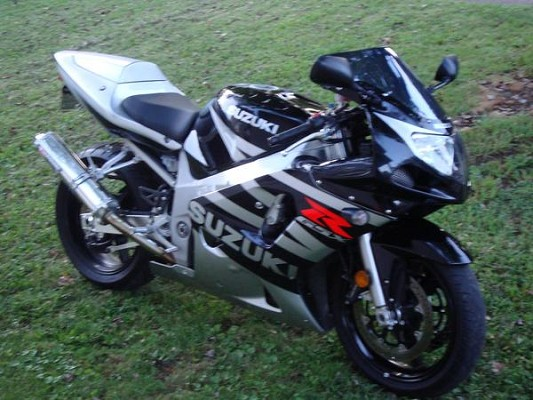 2003 Suzuki gsxr 600 $4,500 Firm - 100245182 | Custom Street Bikes