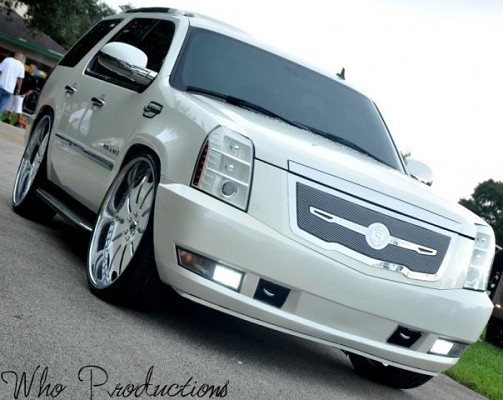 2007 Cadillac Escalade $50,000 - 100246677 | Custom Sport ...