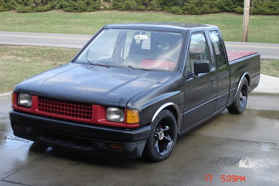Exceptional 1989 Isuzu Mini Truck $4,000 Possible Trade   100269290 | Custom Mini Truck  Classifieds | Mini Truck Sales