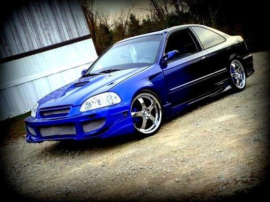 1997 Honda Civic 1 100260343 Custom Show Car Classifieds Show Car Sales