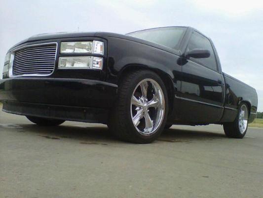 1995 Chevrolet Silverado 1500 1 Possible Trade
