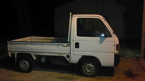 1992 Honda ACTY Mini Truck $1,200 Or Best Offer