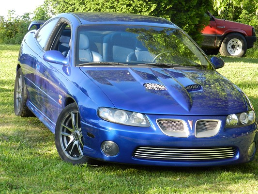 2004 pontiac gto turbo cheap for quick sale 12 500 possible trade 100430120 custom muscle. Black Bedroom Furniture Sets. Home Design Ideas