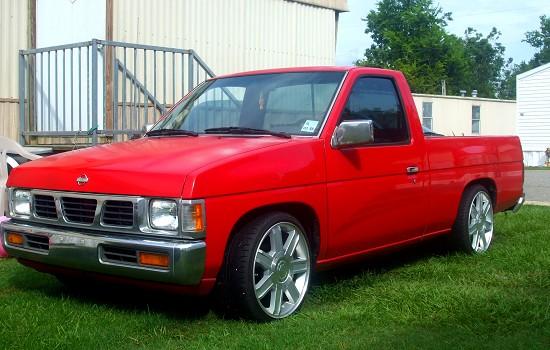 1995 Nissan Hardbody 3 500 Possible Trade 100330142 Custom Mini Truck Clifieds S