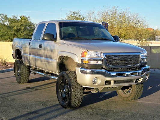 2006 Gmc Sierra 2500hd 22 000 Firm 100254390 Custom Lifted Truck Clifieds S