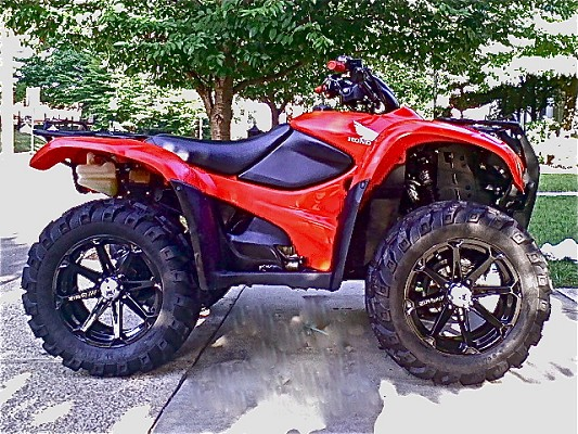 2007 Honda 420 Rancher $4,000 Possible Trade   100313123 | Custom Other ATV  Classifieds | Other ATV Sales