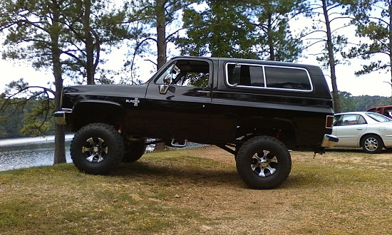 1987 Chevrolet K5 Blazer 6 500 Possible Trade 100369933