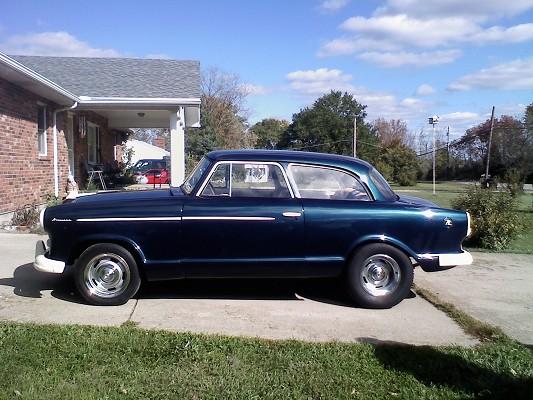 1960 AMC rambler $8,000 - 100255316 | Custom Hot Rod ...