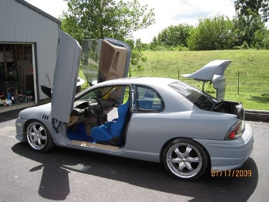 1997 Dodge Neon 2 900 100255655 Custom Domestic