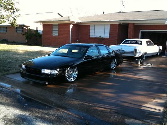 1996 Chevrolet impala ss $14,000 - 100256797 | Custom Show