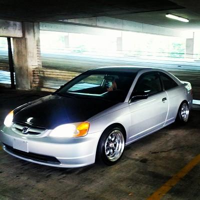 2001 Honda Civic Em2 6 500 Possible Trade 100521101