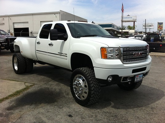 2012 GMC Denali 3500 Dually $65,000 Possible Trade ...