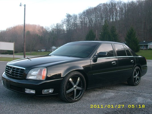 2003 Cadillac DTS $10,500 Possible Trade - 100373713 | Custom Stock