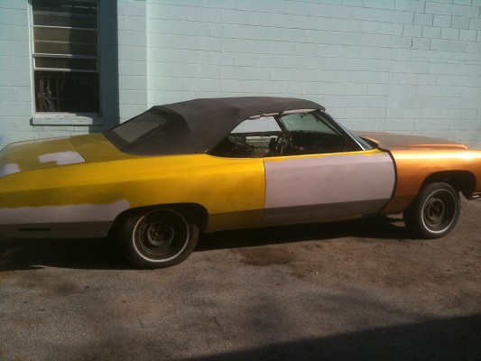 1973 Chevrolet impala convertible $3,500 or best offer - 100260745 ...